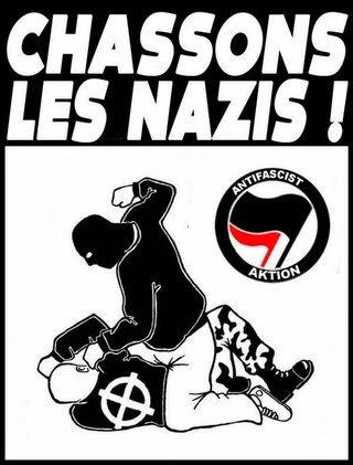 Néo-facho hormonaux refusant de voir les principaux néo-nazis actuels