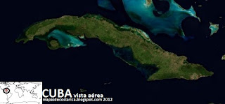 Cuba vista aerea (bing) 2012