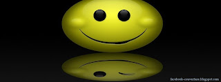 photo de couverture Facebook smiley