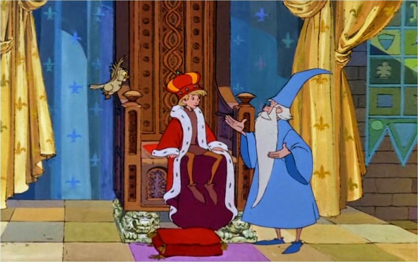 an analysis of the disney film the sword in the stone from 1963 Disney lines up 28 weeks later director juan carlos fresnadillo to helm the studio's live-action remake of its animated film the sword in the stone.