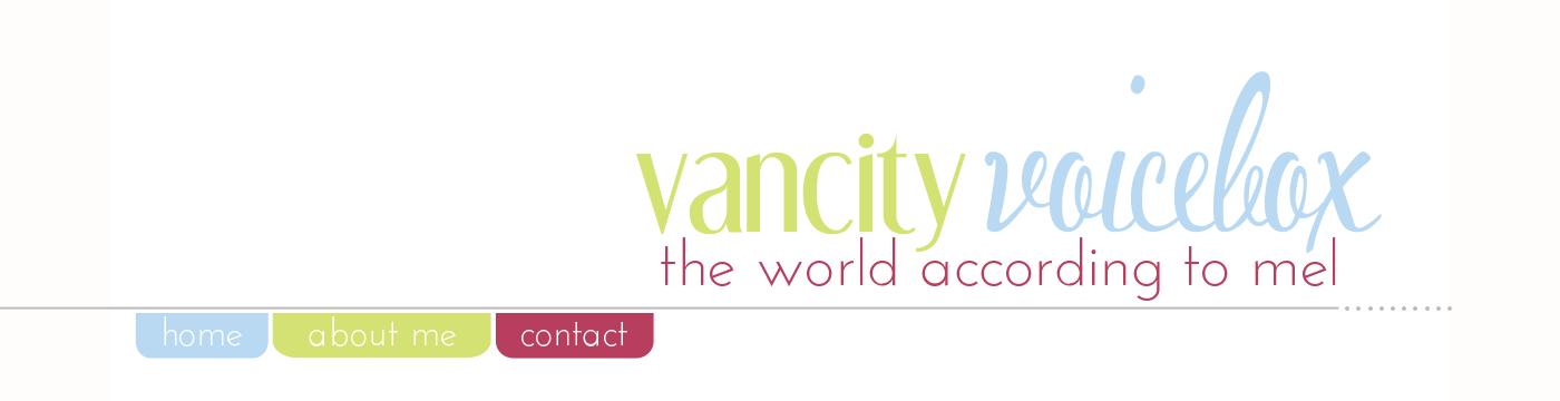 Vancity Voicebox