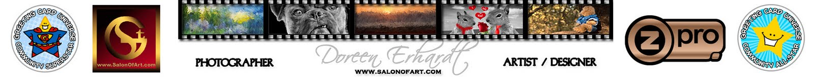 Salon of Art Greetings