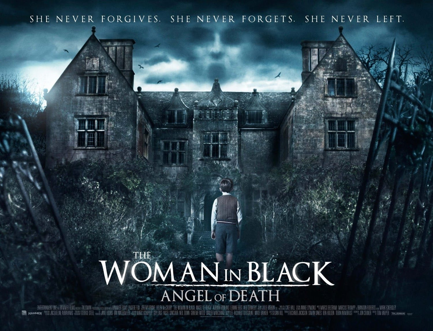 The Woman In Black Children
