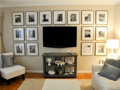 Connecting the Dots on Decorating: To Decorate or not Around a TV