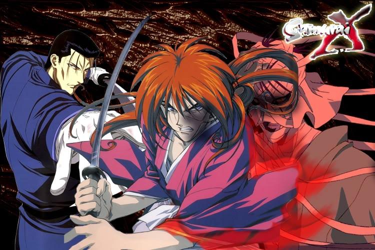 Samurai X Dublado Todos os Episódios Online