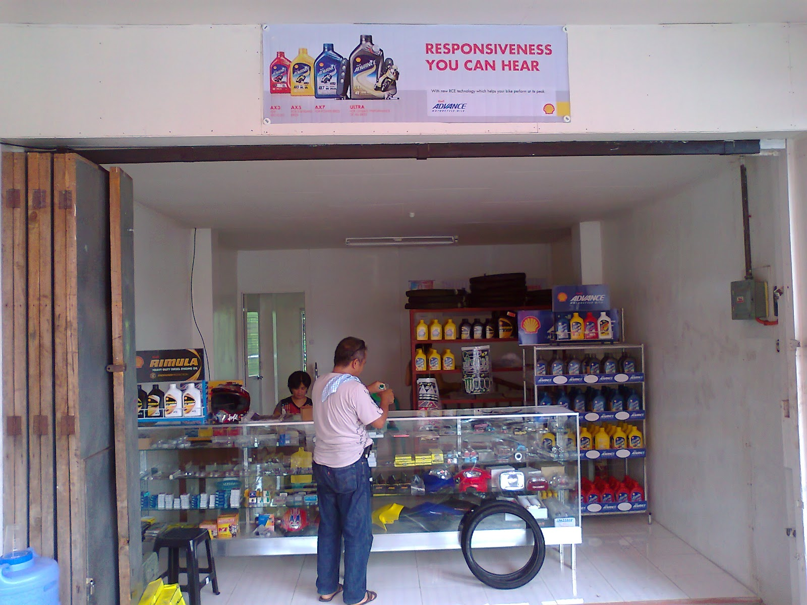 solito motoroil and autoparts supply our lil motorparts shop