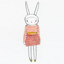 I am the Stylish Grammar Bunny