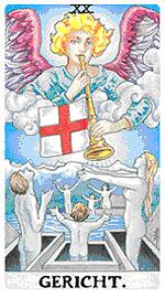 Значение на Таро карта ХX Страшният съд - хороскоп за 2015 година
