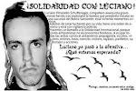 Solidaridad con Luciano
