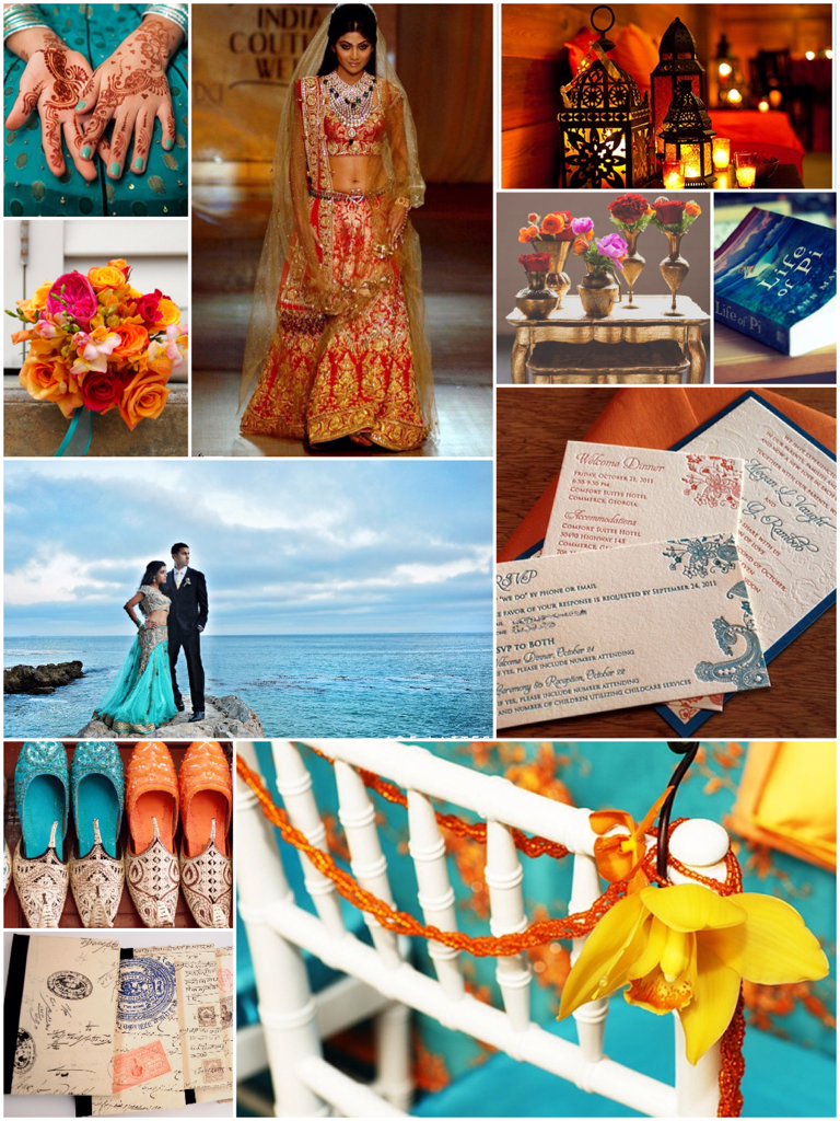 board15 Life of Pi Wedding Inspiration | Cordier Event Planning