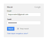 Step by Step Membuat Blog di Blogger Baru