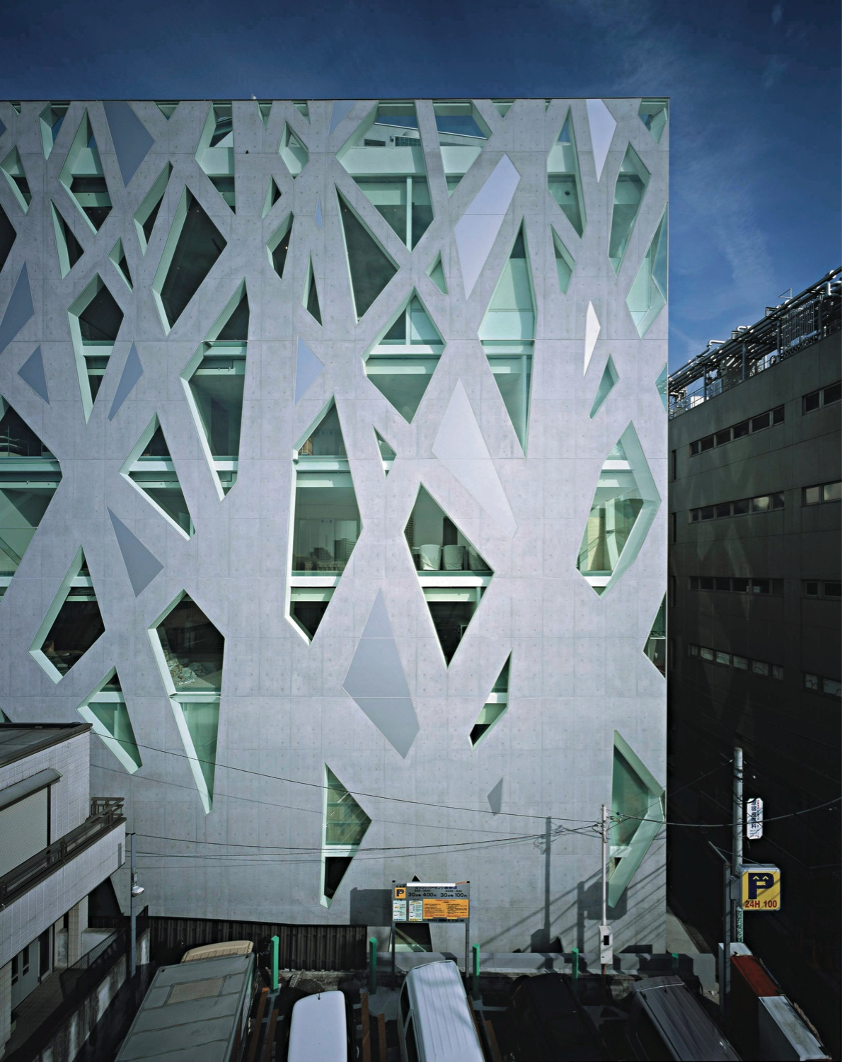 Tod\'s Omotesando Building / By Toyo Ito + Associates ~ HouseVariety