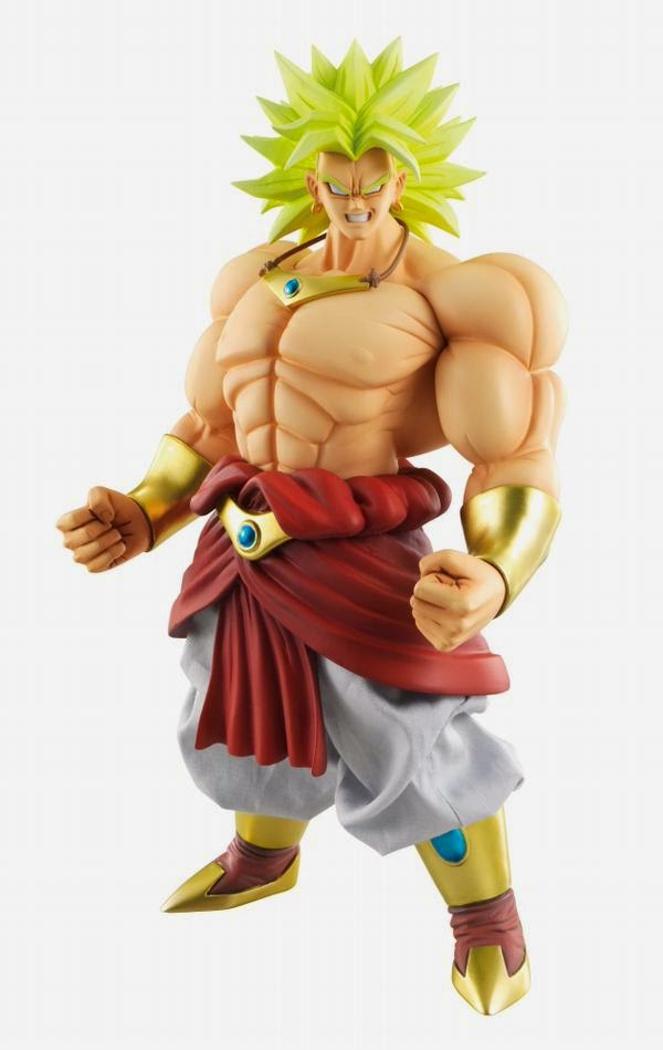 dragon ball figure broly