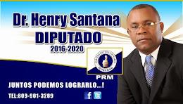 Henry Santana DIPUTADO