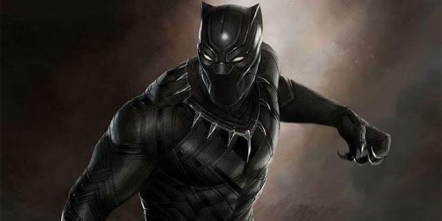 Pantera Negra Marvel