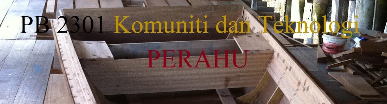 PB 2301 PERAHU