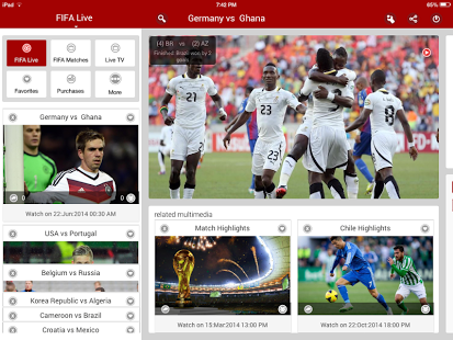 Cara menonton Piala Dunia 2014 Brazil dan TV Lokal indonesia di Android Terbaru