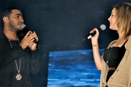 تامر حسني يعلن زواجه من بسمة بوسيل - صور تامر حسني وبسمه بوسيل - زواج تامر حسني من بسمة بوسيل - صور تامر وبسمة - صور بسمة بوسيل