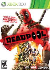 DEAD Download   Jogo Deadpool XBOX360 iMARS (2013)