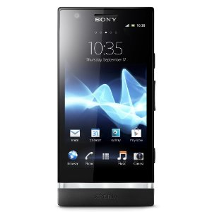 Phone Android Sony Xperia P LT22i-BK Unlocked Review