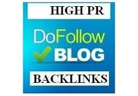 Daftar Blog Dofollow Indonesia PR Tinggi 2013