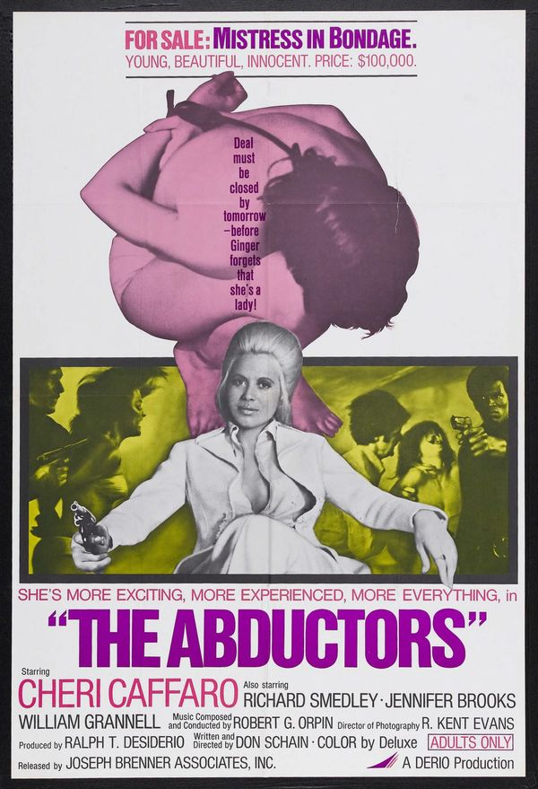 The Abductors 1972