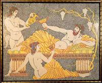 Dionysos - despre vin si cosmandin in prag de brumar