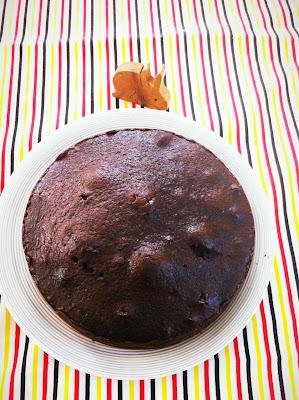 โฮมเมดเค้กช็อกโกแลต