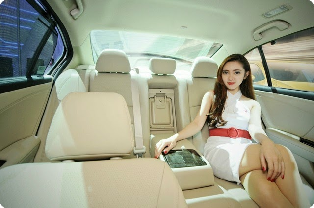 SPG Honda All New Accord IIMS 2014