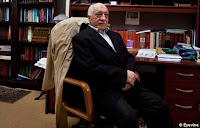 Fethullah Gulen in his room