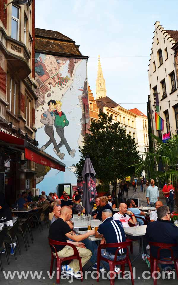 Bruselas comic belgica