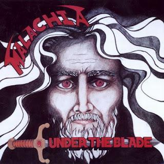 Malachia - Under The Blade 1986