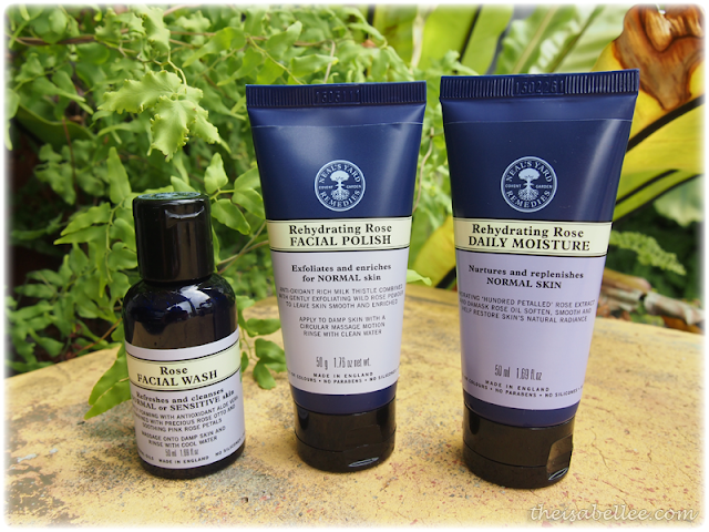 Neal's Yard Remedies Rehydrating Rose Range