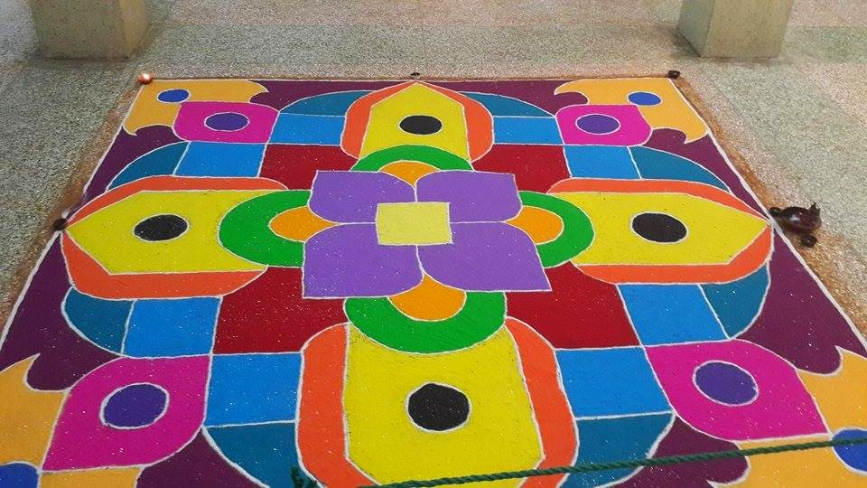 Rangoli Diwali Collection 2014 12