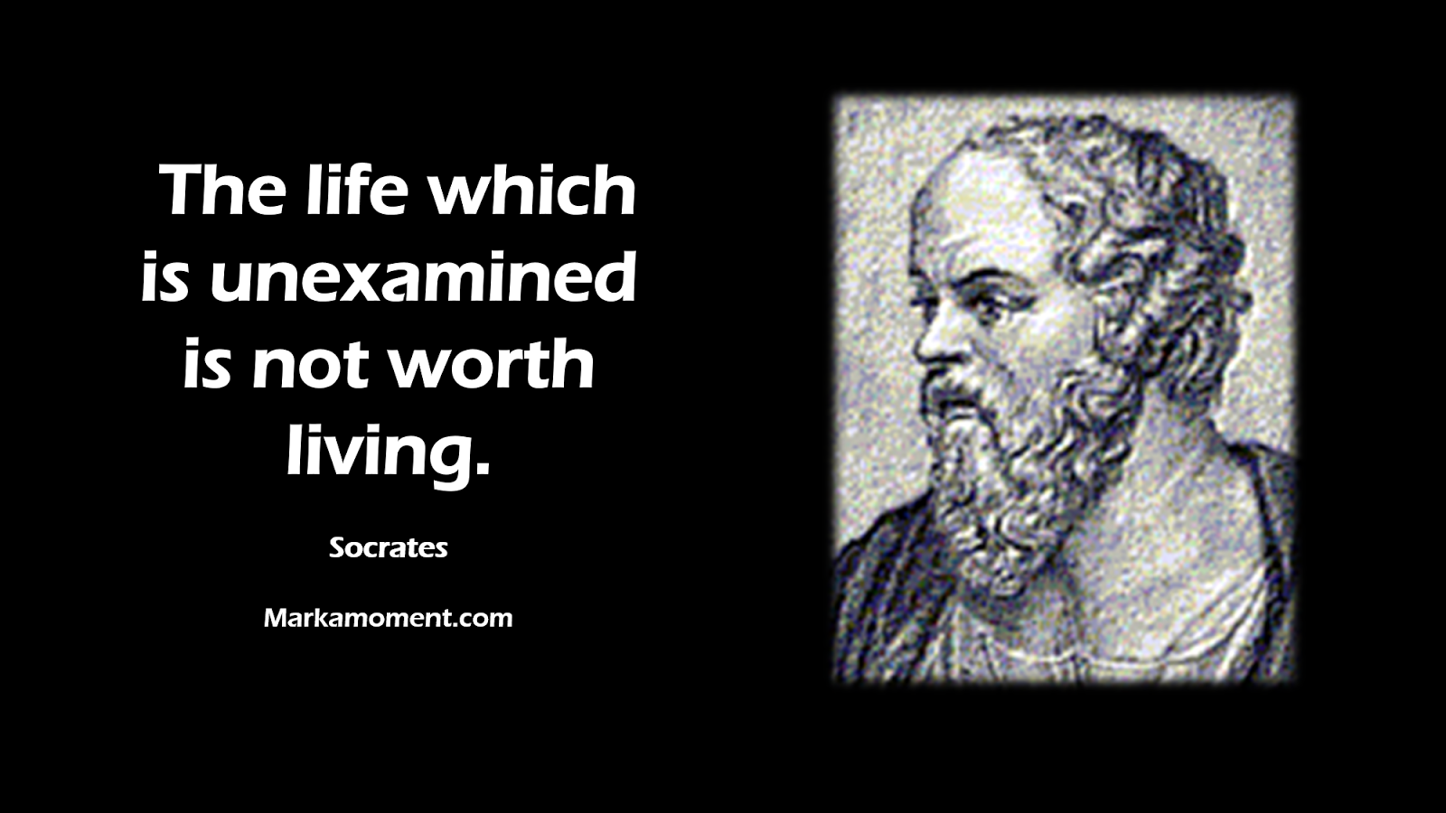 socrates an unexamined life We're on a mission of turning inspiring quotes into beautiful wallpapers start your week with a motivational kick don't miss out on our next weekly batch join 32,000+ other people and subscribe to quotefancy weekly digest.