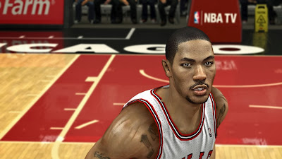 2K D. Rose HD Realistic Face Patch