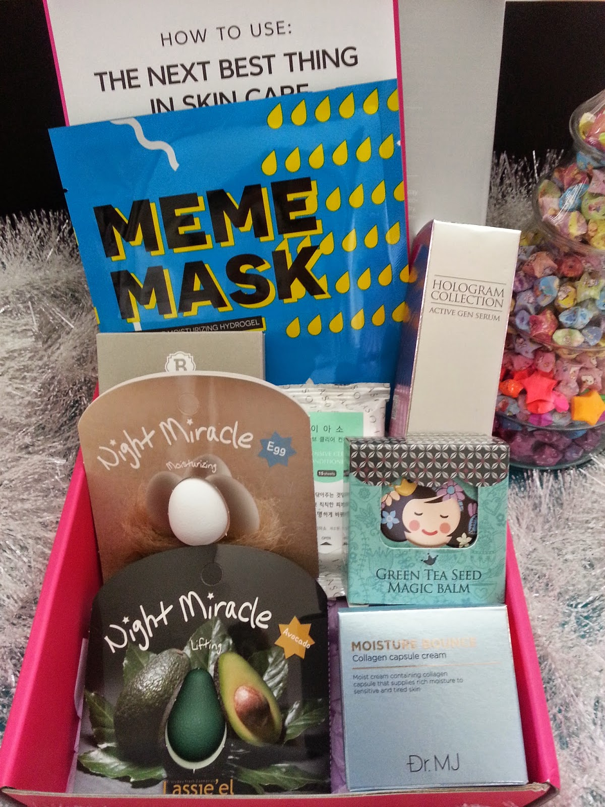 Memebox The Next Best Thing In Skin Care