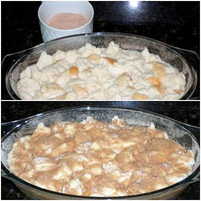 como preparar pudim de rabanada sem ovo