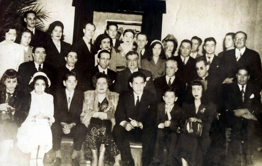 La exposición del Profesor Narváez causo magnifica impresión en todos los asistentes