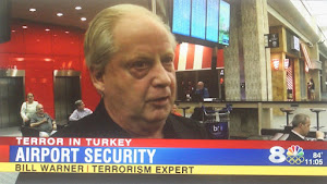 VIDEO: Private Eye Bill Warner looks into security issues at Tampa International Airport after ISIS
