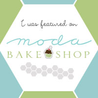 Katie's Moda Bake Shop Recipe