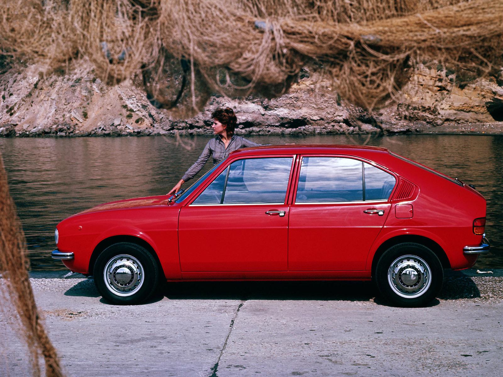 1980 Alfa Romeo Alfasud 1 3 infomation specifications