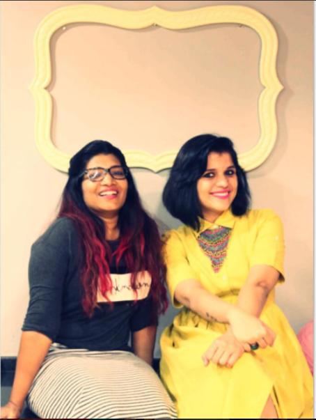 Shivani and Shalini