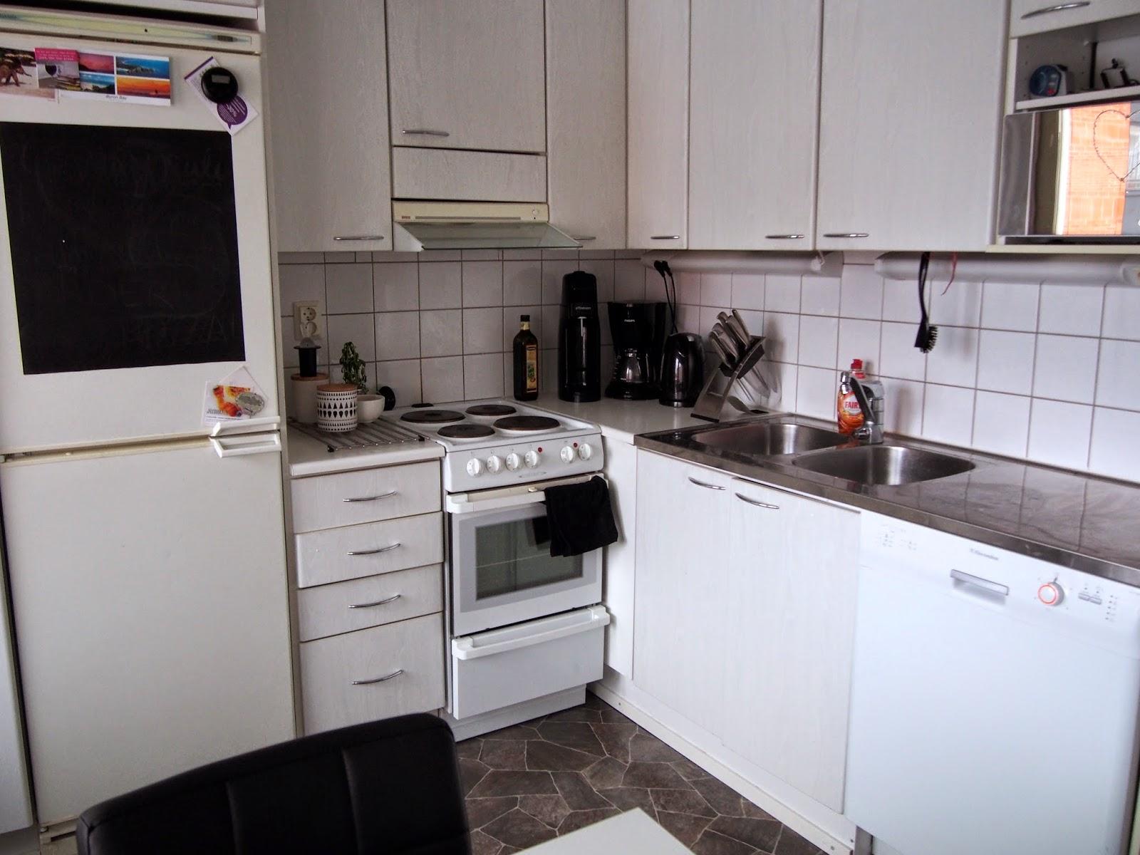 Lifestyle Meidän koti  keittiö