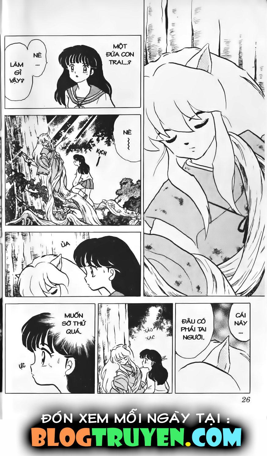 Inuyasha-Khuyển Dạ Xoa-Bản Đẹp chap 1 Trang 22