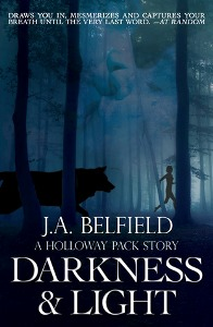 Darkness & Light by JA Belfield