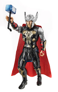 "Hasbro Marvel Thor The Dark World - 10"" Thor Figure"
