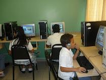 Laboratorio de Inglés.