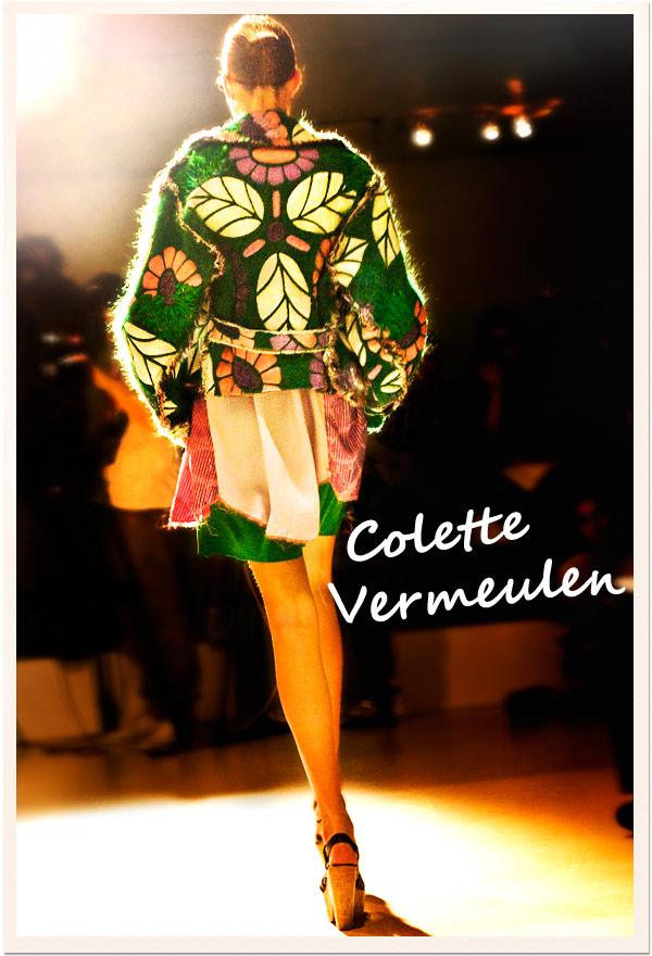 Psynopsis RCA Graduate Fashion Show Colette Vermeulen