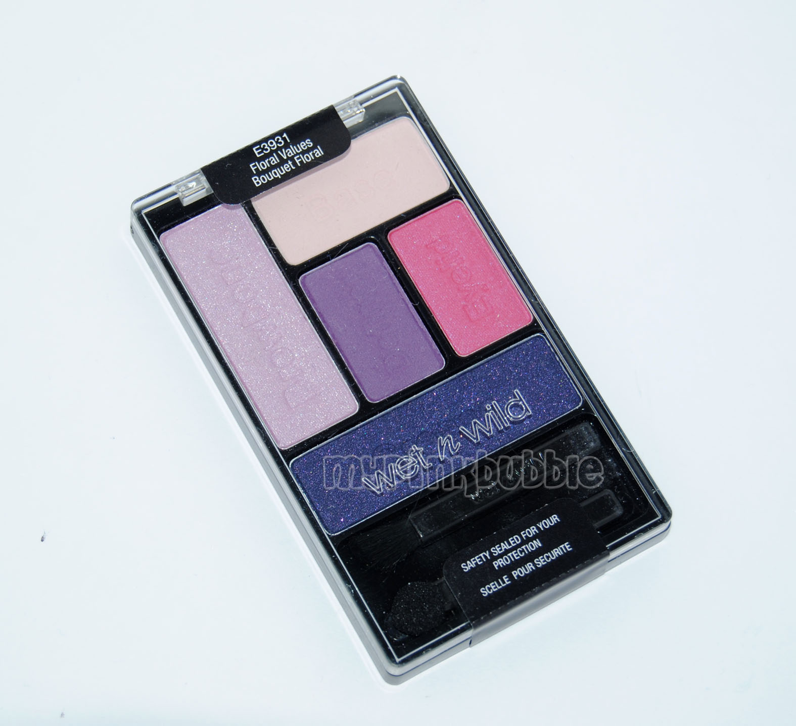 Paleta Floral Values wet n wild